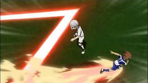 Inazuma Eleven Go Galaxy 16 - Z Slash HD