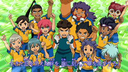 Raimon in the 3rd opening HQ