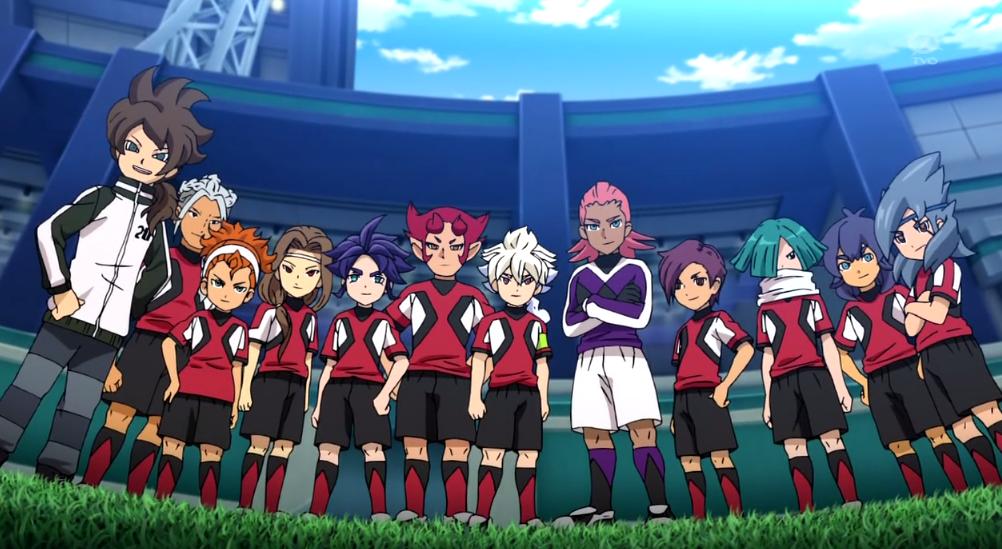 Episode 014 Inazuma Eleven Go Galaxy Wiki Fandom