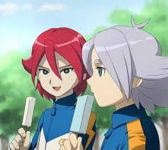 Fubuki and Kiyama
