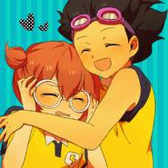 Hamano and hayami