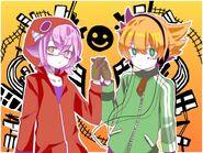Minaho X Manabe scary