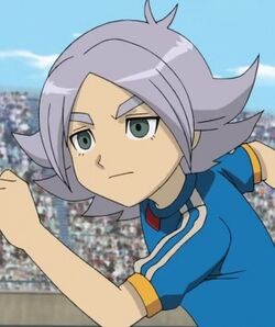 Fubuki in Inazuma Japan