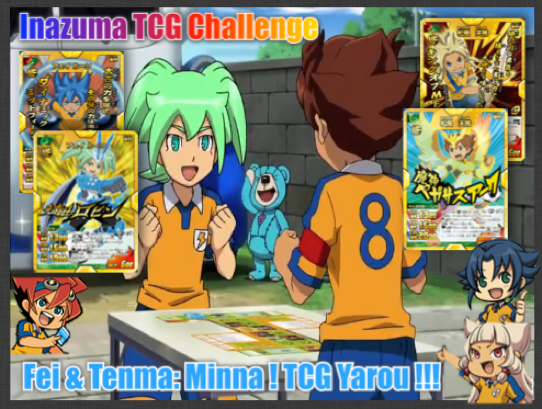 Inazuma TCG Challenge