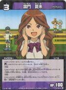 Natsumi in Raimon