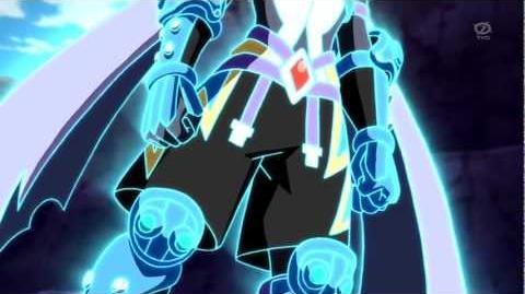 Inazuma Eleven GO Chrono Stone (Fei MIXMAX With Big Kousoku Toushi Robin KA Ouja no Kiba) HD