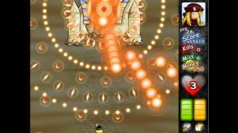 Epic Battle Fantasy 3.3- Bullet Heaven Music- Light in the Darkness of Destruction -Extended-