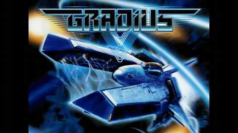 Gradius V Universe - Stage 1 Original Sound Track ( HD )