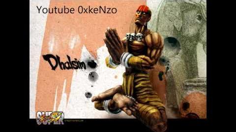 Super Street Fighter 4 Dhalsim Theme Soundtrack HD