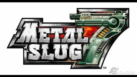 Metal Slug 7 OST- Scrap Island (Mission 1)