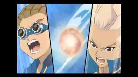 Inazuma Eleven - Twin Boost F