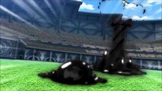 Inazuma Eleven Go Galaxy Oil Rush HD