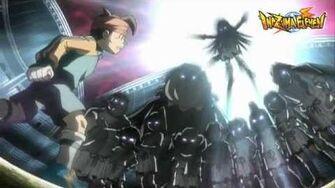 Inazuma Eleven - Générique d'ouverture du jeu (Nintendo DS)