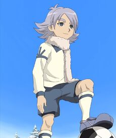 Fubuki as Hakuren defender