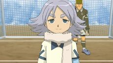 Fubuki as Hakuren defender