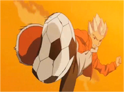Gouenji kicks