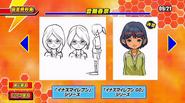 Haruna's designs Galaxy DVD