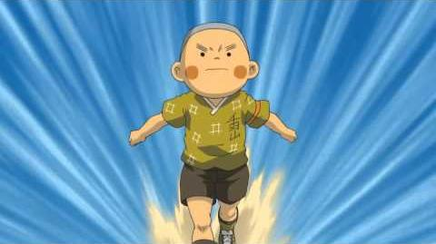 Inazuma Eleven (イナズマイレブン) Run Ball Run