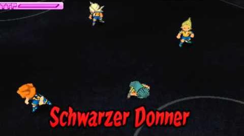 Inazuma Eleven GO - Schwarzer Donner