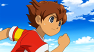 Tenma in tenue tenmas