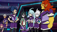 Tsurugi talks to Faram Dite