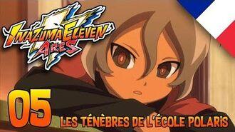 Inazuma Eleven Ares Episode 05 - Les ténèbres de l'école Polaris VF