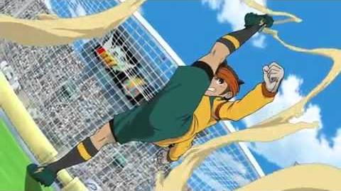 Inazuma Eleven Chaos Break-0
