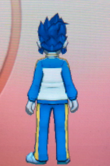 Tsurugi casual back full