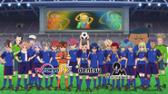 Chikyuu wo Kick! Ep.30-34