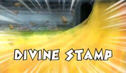 Divine Stamp