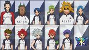 Eisei Gakuen image équipe