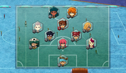 El Dorado Team 03's formation (CS 45 HQ)