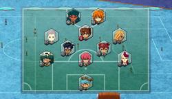 El Dorado Team 03's formation (CS 45 HQ)