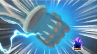 Inazuma Eleven Go Strikers 2013 Mortal Smash.