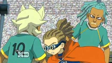 Inazuma Eleven La Route du Ciel - Anime