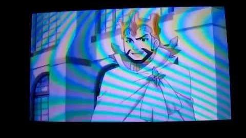 3DS Inazuma Eleven Go 2 Chrono Stone Neppu Raimei Cutscene 49