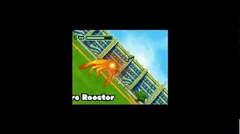 Inazuma Eleven - Fire Rooster