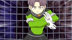 Inazuma eleven go chrono stone Extreme Rabbit vs Keeper Command 16