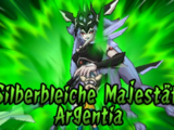 Silberbleiche Majestät Argentia