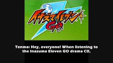 Inazuma Eleven GO Drama CD Eternal are the bonds! Track 1 Eng sub
