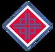 Red Bison Emblem