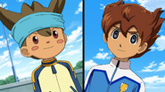 Shinsuke and Tenma Galaxy 19 HQ