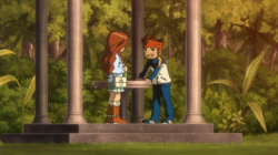 Endou meeting Natsumi IE 85 HQ