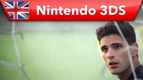 Inazuma Eleven 3 Team Ogre Attacks - 'Big Hands' TV Ad (Nintendo 3DS)