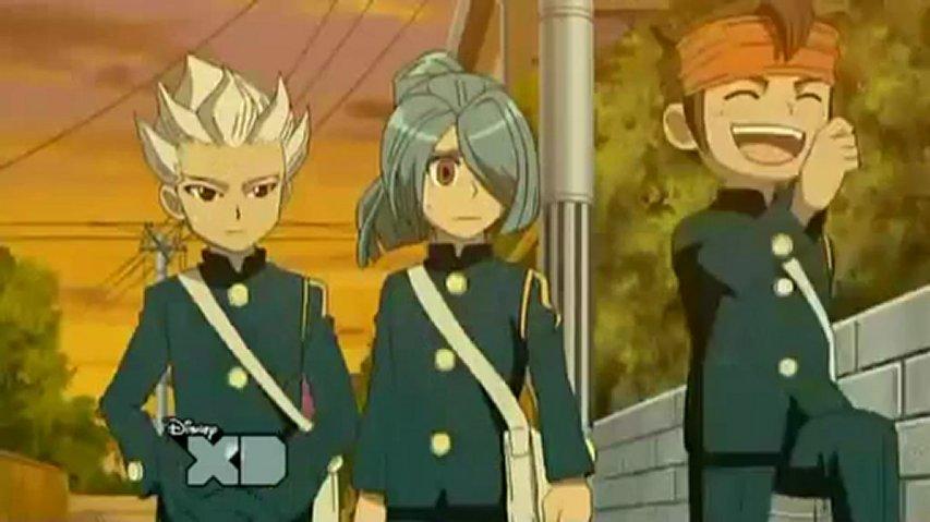 Inazuma Eleven Episode 5 Ou Est Le Cahier Secret?