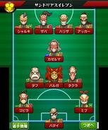 Sandorius formation game