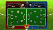 Aufstellung Inazuma Eleven Online