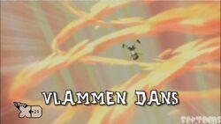 Vlammen Dans