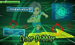 Cyber-Dribbler3DS