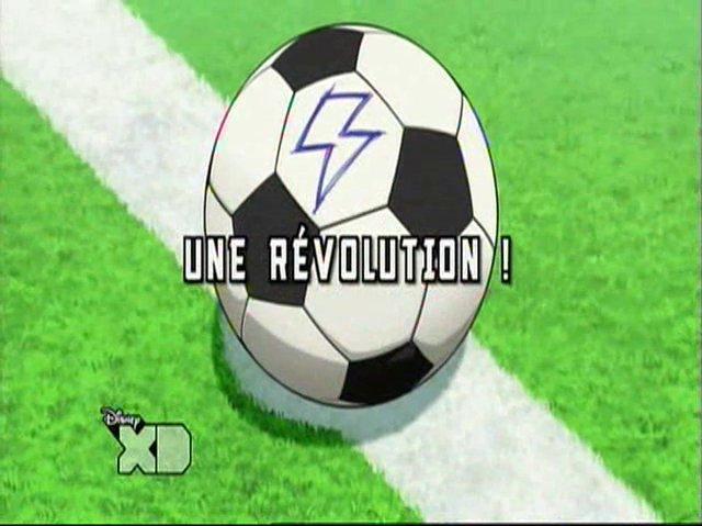 Inazuma ElevenGo 18 Fr!Une Révolution!